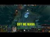 Give me mana!