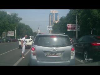 Очередная ненависть на дороге.